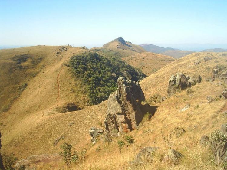 Paisagem Natural/Serra da Pedra Grande
