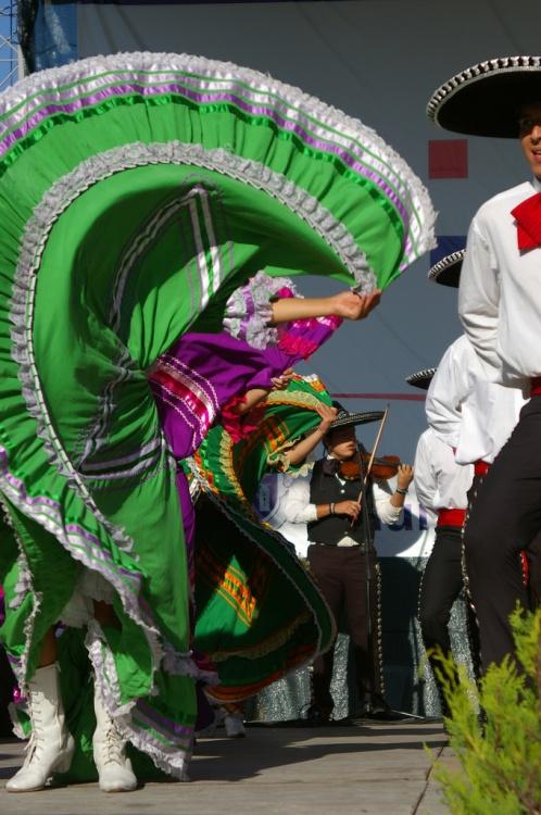 Gentes e Locais/Ballet Folklorico Santa Anita (México)