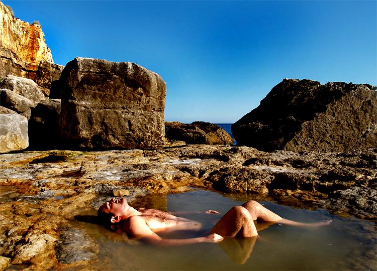 Outros/Deuses gregos em piscinas romanas