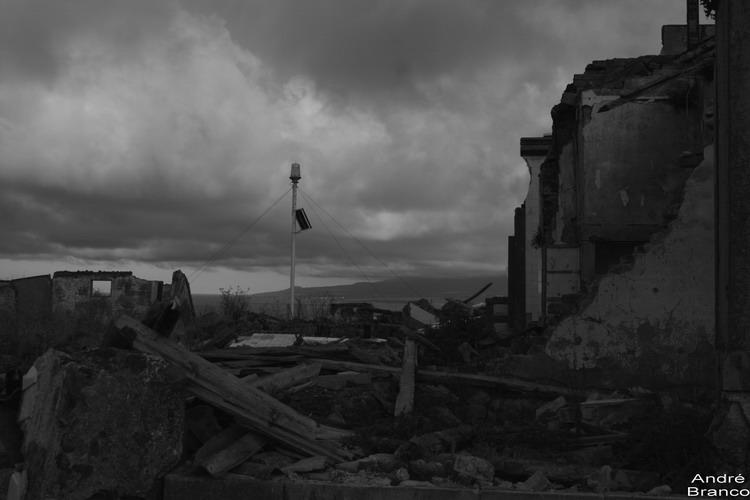 Paisagem Urbana/ruinas 5