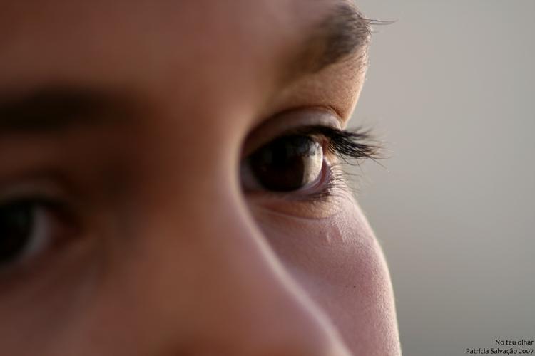 Macro/No teu olhar