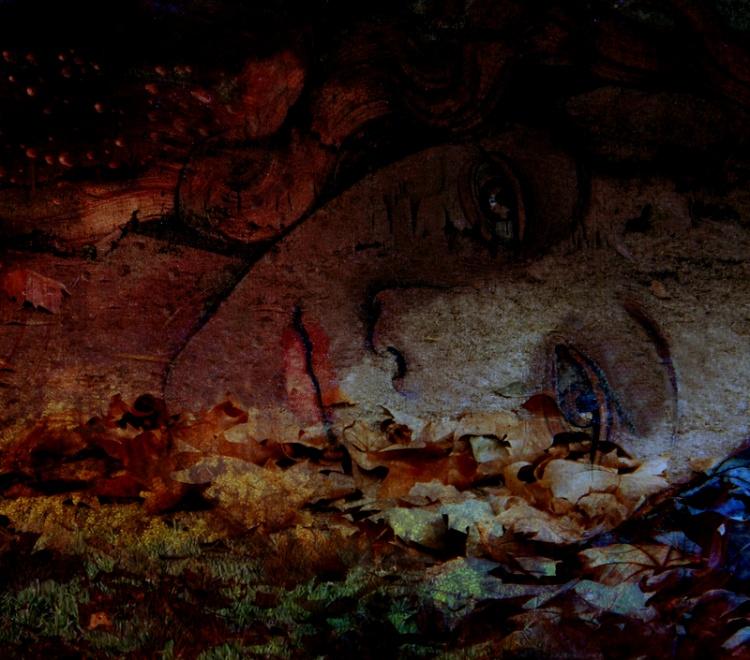 Arte Digital/Os dias corriam com a água...