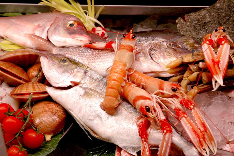 Outros/Peixe y Marisco