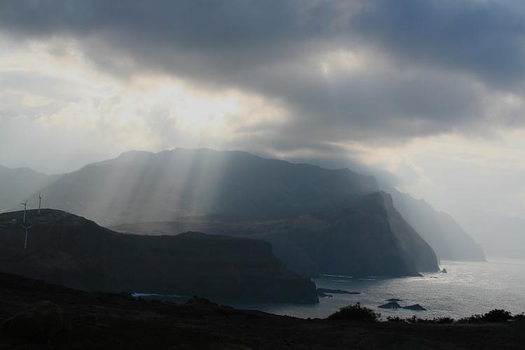 Paisagem Natural/Abençoa-nos com a tua luz!!