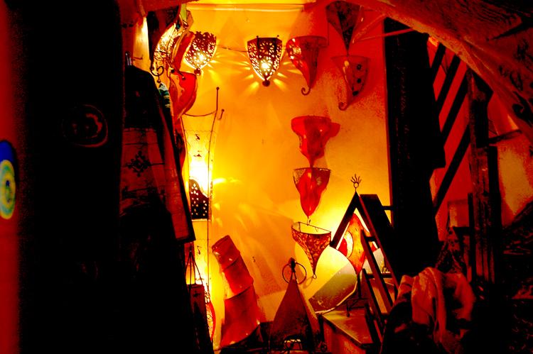 Outros/Luzes de Marrocos - zoco