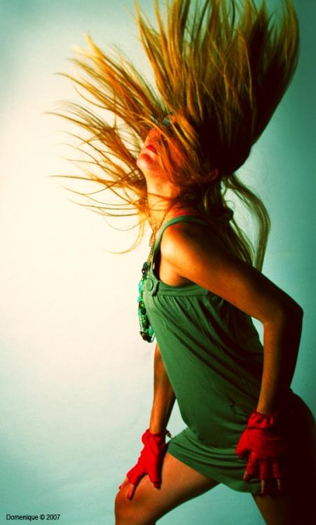 Retratos/golden hair.