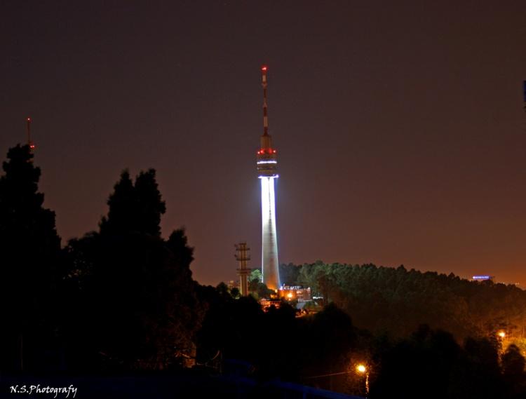 Paisagem Urbana/Torre RTP Gaia