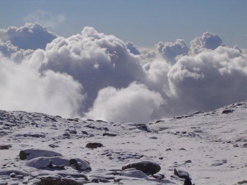 Paisagem Natural/Entre o céu e a a terra
