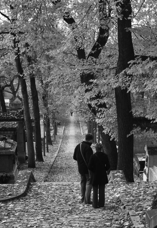 Gentes e Locais/Outono em Paris...