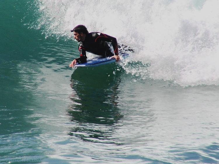 Desporto e Ação/Aproveitando a onda