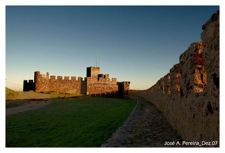 História/Pormenor Castelo de Arraiolos