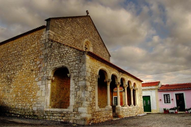História/Capela N.Senhora do Monte (Santarem)