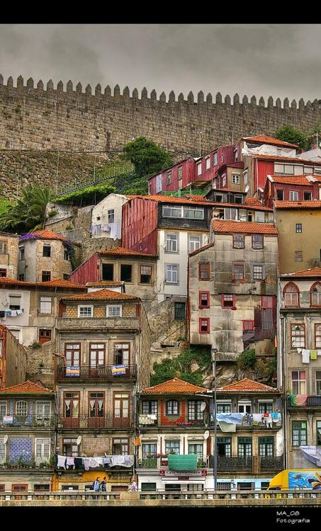 Paisagem Urbana/O velho Porto