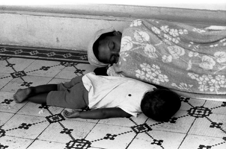 Fotojornalismo/Índio, mulato, preto e branco... miséria...