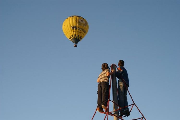 Gentes e Locais/O Sonho de Voar