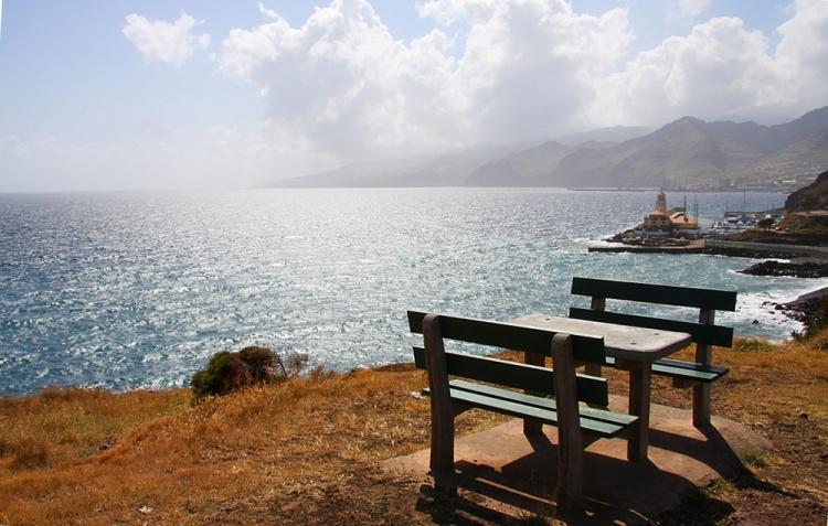 Paisagem Natural/costa sudoeste Madeira