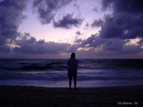 Paisagem Natural/O Mar... O Mar...