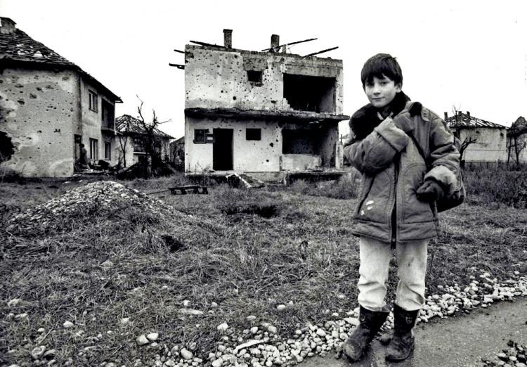 Fotojornalismo/Servia Guerra 1996