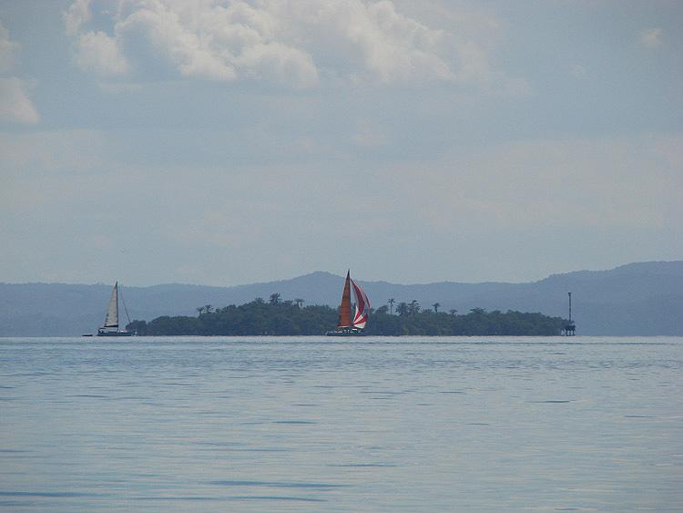 Paisagem Natural/Ilha do Medo