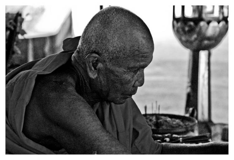 Retratos/monge