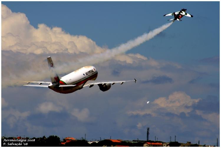 Outros/A310 com Alpha-Jet