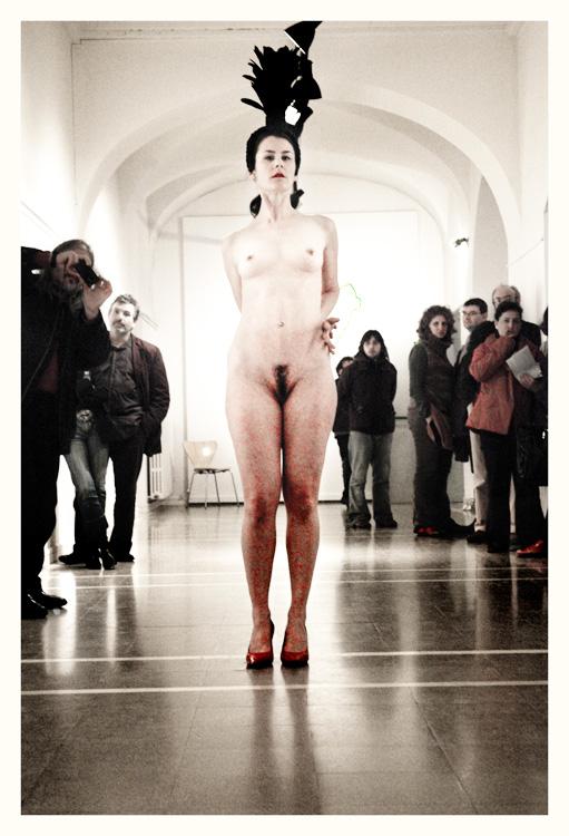 Espetáculos/Kira O Reilly