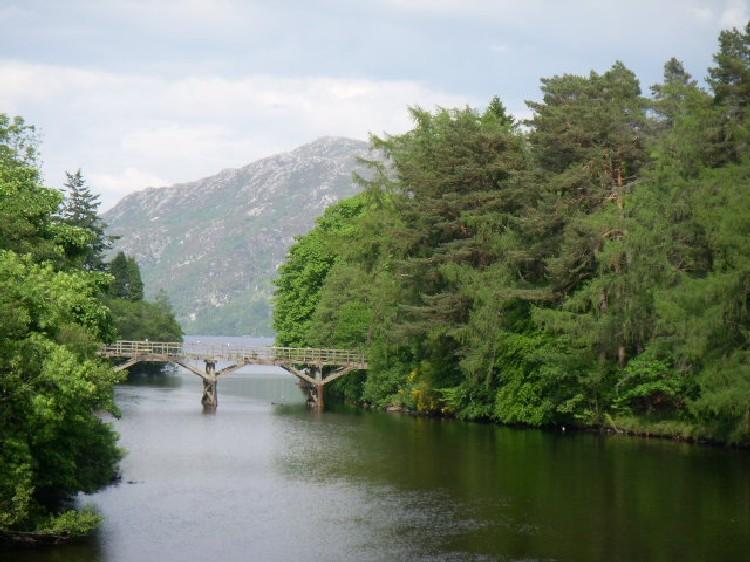 Paisagem Natural/a caminho de Loch Ness