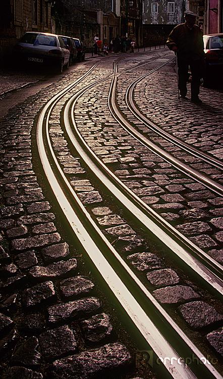 Paisagem Urbana/Andando pelos carris de Lisboa