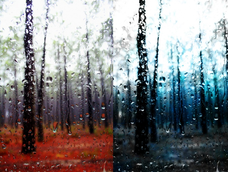 Outros/It can't rain all the time