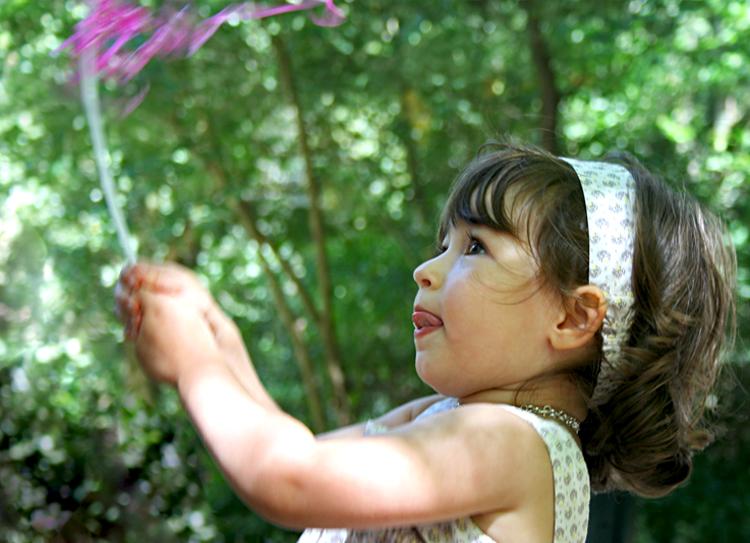Retratos/as fitinhas cor-de-rosa