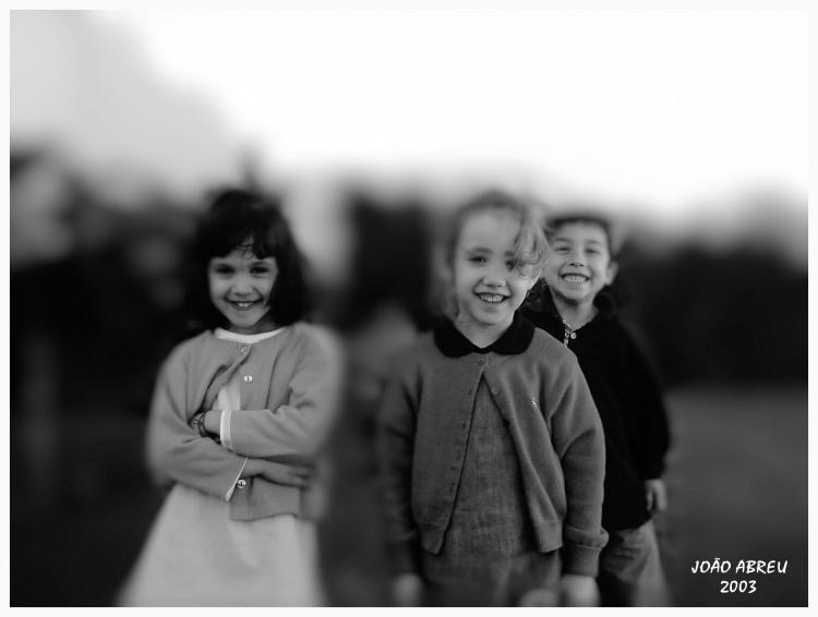 Retratos/O sorriso mais bonito do mundo...