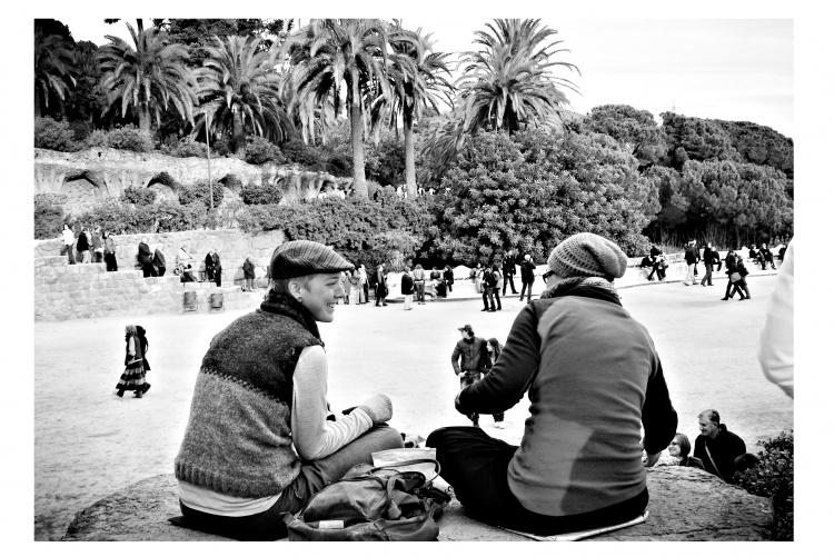 Gentes e Locais/Hanging Out...