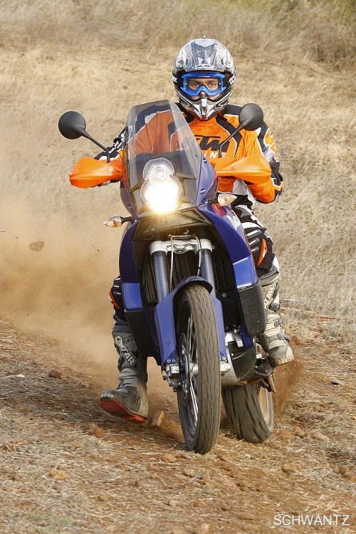Desporto e Ação/teste Ktm 990 Adventure S