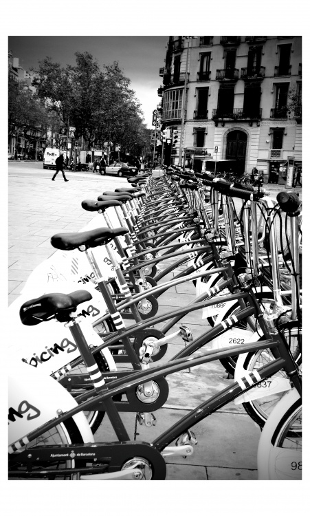 Outros/The bike effect...