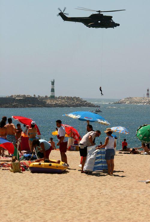 Desporto e Ação/Praia da Barra