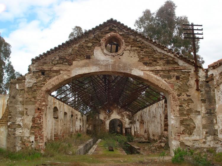Paisagem Urbana/Minas de São Domingos