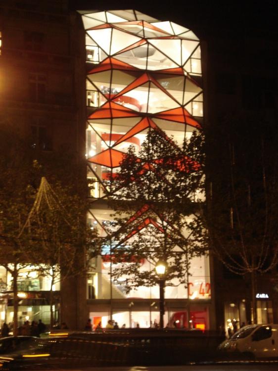 Paisagem Urbana/Novas arquitecturas