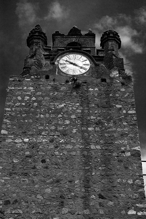 Paisagem Urbana/Serpa;Torre do Relógio;Set.2007