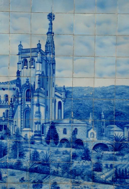 Outros/Painel de azuleijos