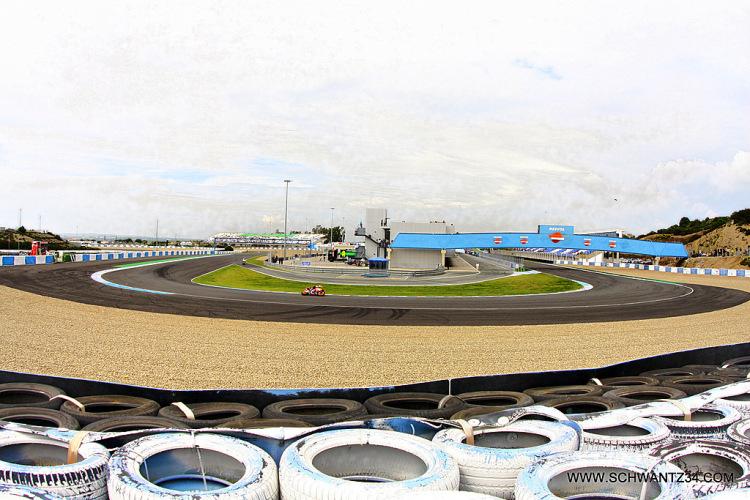 Gentes e Locais/Testes Motogp 2009 em Jerez