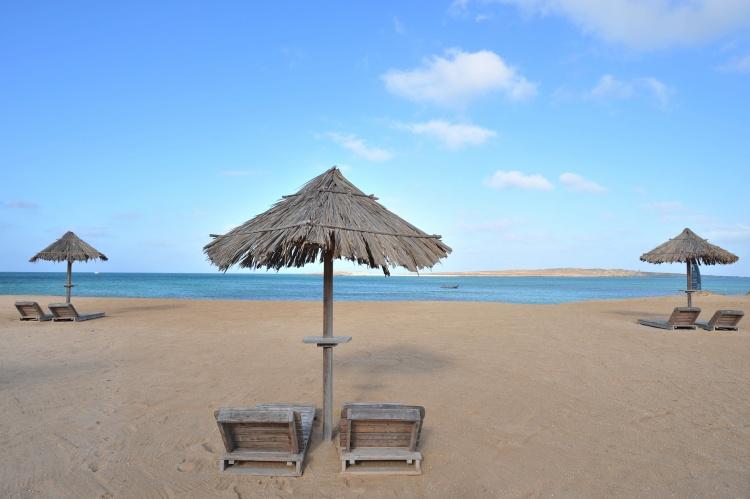 ilha da boavista- cabo verde foto de carlo alberto