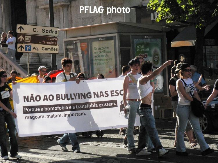 Fotojornalismo/Não ao bullying