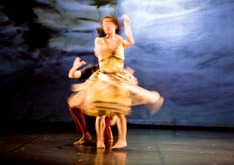 Espetáculos/let's dance