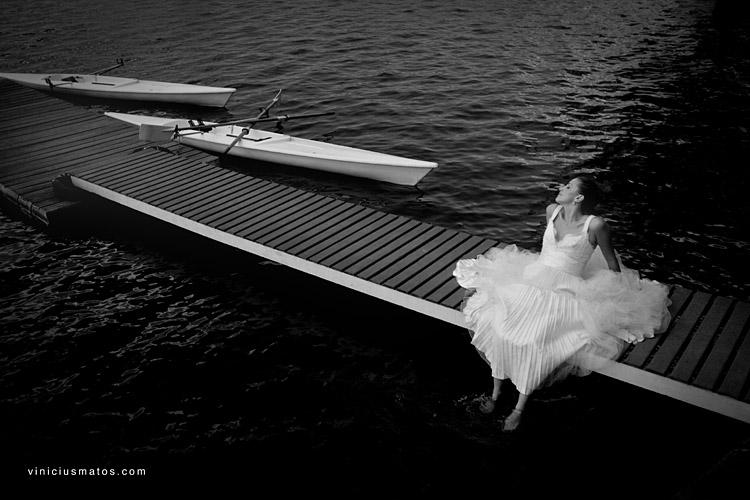 Retratos/Lago negro