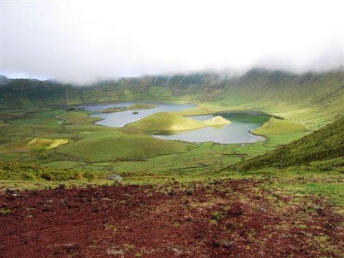 Outros/Caldeirão do Corvo, Açores