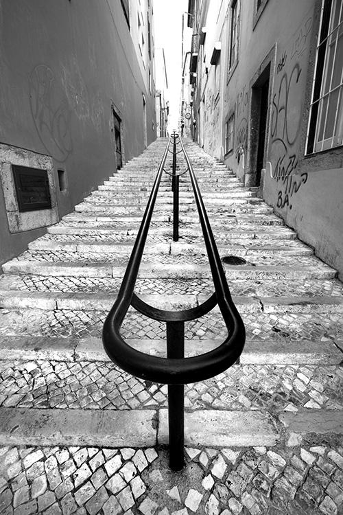 Paisagem Urbana/A long way up...