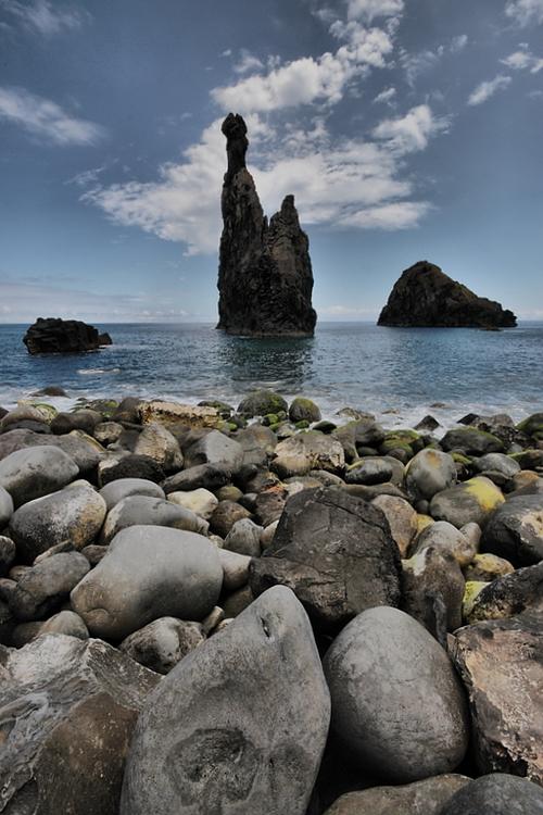 Paisagem Natural/Beyond the sea