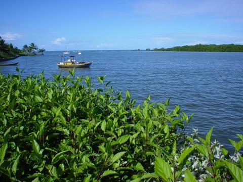Paisagem Natural/Rio afora - BA