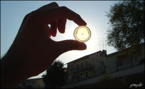 """Paisagem Urbana/""""Um Sol Diferente"""""""
