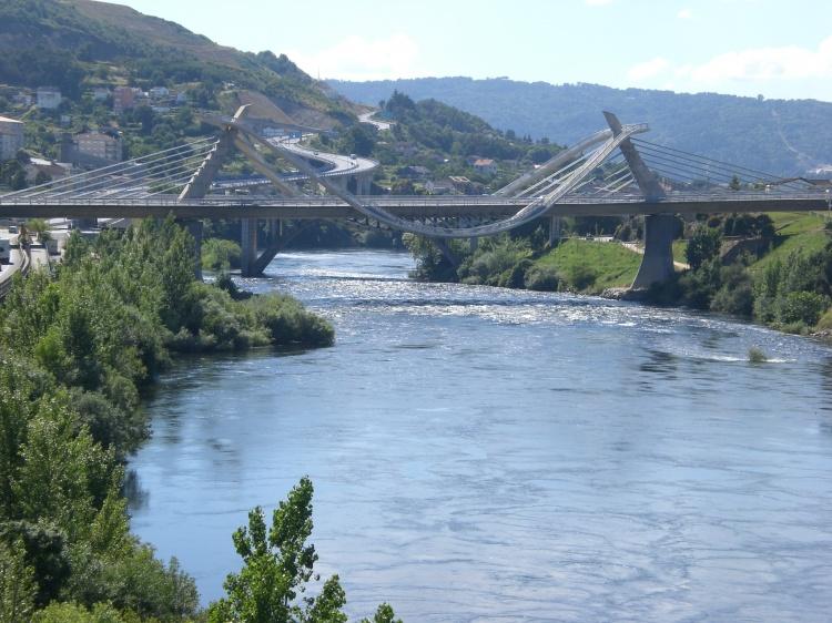 Paisagem Urbana/Puente Nuevo de Orense